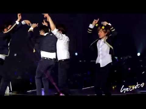 150329 SUPER SHOW IN NANJING - 촉이와 댄스타임 ㅋㅋ (KYUHYUN)