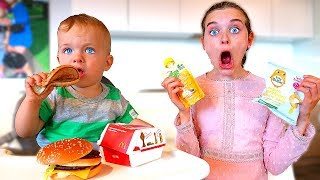 4 KIDS SWAP DIETS FOR 24HRS