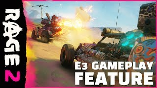 RAGE 2 - E3 2018 Gameplay Feature