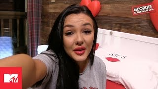 GEORDIE SHORE 14 | SCOTTY T'S LOVE TRIANGLE | 1407 CONFESS CAM | MTV UK