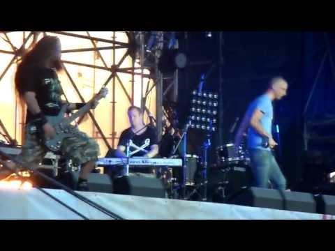 Clawfinger - Prisoners (Live, Рок'n'Січ, Киев, Труханов остров, 9.06.13)
