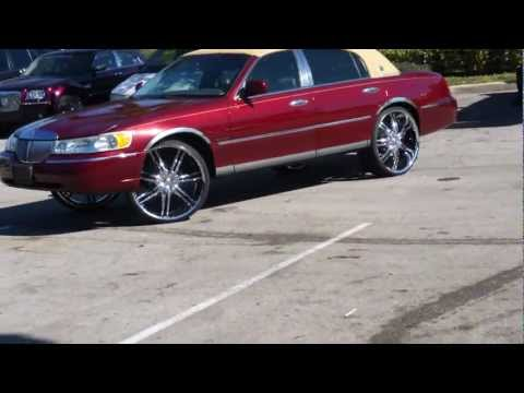 24s On Lincoln Town Car Videomoviles Com