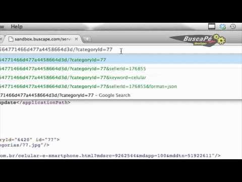 Como obter uma lista de ofertas da Lomadee usando a API do BuscaPé
