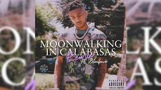 DDG - Moonwalking In Calabasas (Remix) ft. Blueface [Official Audio]