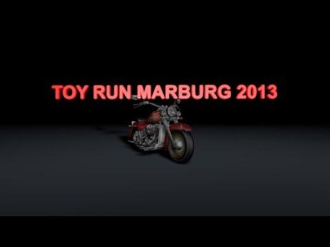 TOY RUN 2013 (3D)