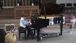 Mozart Sonata in C Major, K. 545, First Movement
