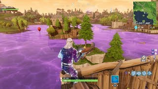 THE CUBE IS FORMING A VOLCANO RIGHT NOW AT LOOT LAKE! ORIGINAL 24/7 LOOT LAKE WATCH! VOLCANO EVENT!!