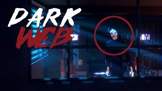 Dark Web Horror Story Animation
