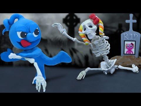 Tiny's Sweet Revenge - Funny Moment Stop Motion Animation Cartoons