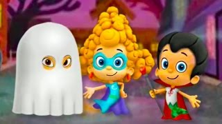 Bubble Guppies - Halloween Party Game - Nick Jr. Games #BRODIGAMES