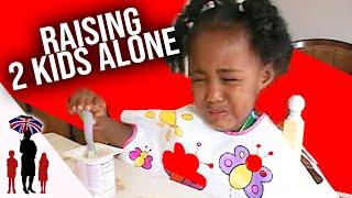 Widow Must Raise Her Two Children   Supernanny
