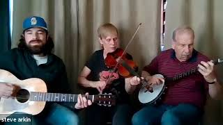 The Lowdown Hoedowners:  Old-Time Zoom Concert from New England Folk Festival, April 2021