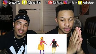 Nicki Minaj - Barbie Tingz Reaction Video (Official Video)