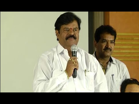 RK Goud Controversy Press Meet About Producer Council Election