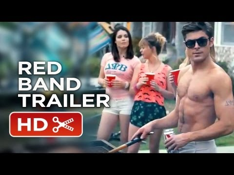 Neighbors Official Red Band Trailer #1 (2013) - Zac Efron, Seth Rogan Movie HD