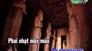 Ngày xưa Hoàng Thi - Phạm Duy - Karaoke Việt KTV