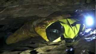 Ogof rhyd sych - a caving trip