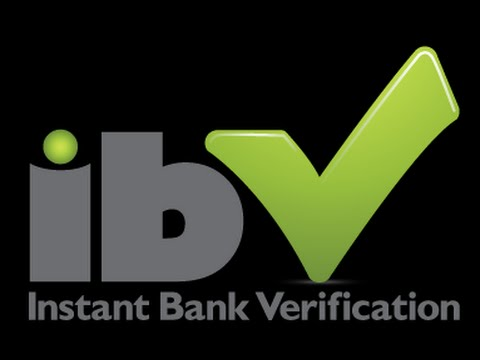 Instant Bank Verification - That tool that makes your life easier.