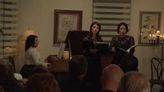 Baroque music private event.  G. Pergolesi - Stabat Mater  N12