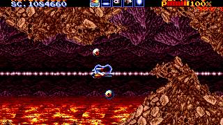 Mega Drive Longplay [280] Thunder Force IV