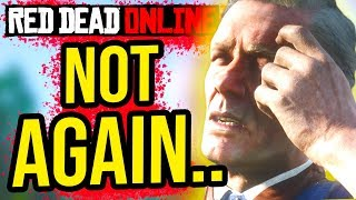 ANOTHER SAD WEEK IN RED DEAD ONLINE - Todays New Red Dead Online Update