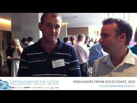 Capitalising on the Cloud - Highlights from Gold Coast