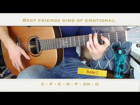 6 Emotional Chord Progressions That will Make you Cry | Creative Fingerstyle Guitar