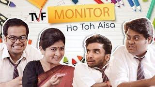 TVF's Monitor Ho Toh Aisa | Classroom Qtiyapa