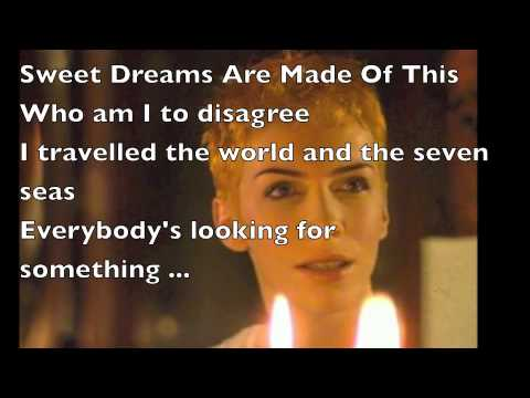 Baixar Eurythmics - Sweet Dreams(Are Made Of This)