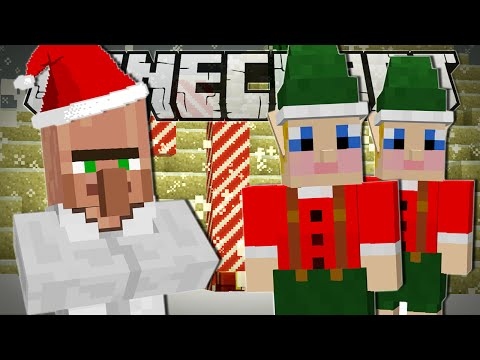 DR TRAYAURUS' CHRISTMAS COUNTDOWN | Minecraft [Day Five - 2014]