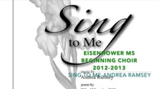 Sing to Me-Andrea Ramsey