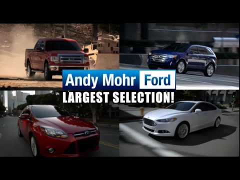 Andy Mohr Ford Offers - September 2013