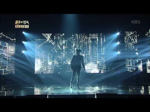 [HIT] 불후의명곡 - 문명진 '별리', 소울 담은 목소리..김수철 '감동' . 20150530