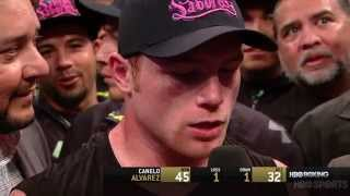 Canelo vs. Kirkland 2015 – Full Fight (HBO Boxing)