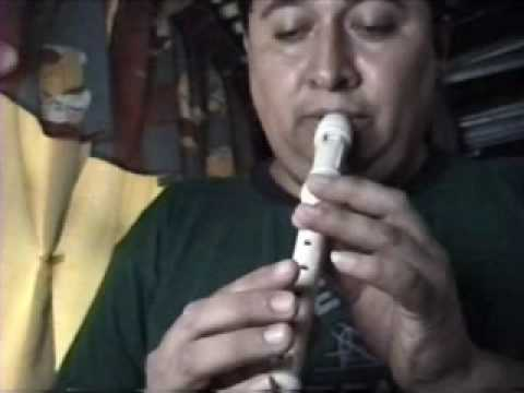 Flauta Dulce EL Lago de los Cisnes Flute avi