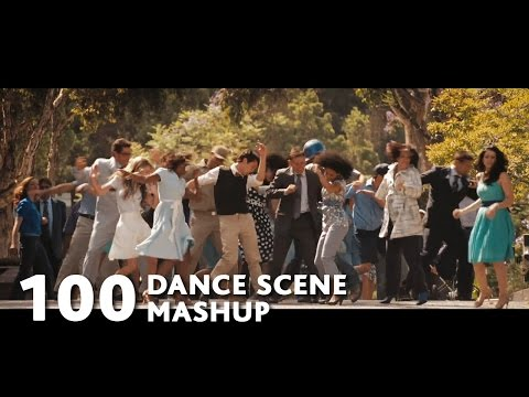 Ples 100 poznati filmskih likova