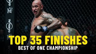 ONE Championship's Most Unforgettable Finishes