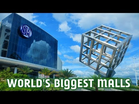Top 10 Biggest Malls In The World 2018
