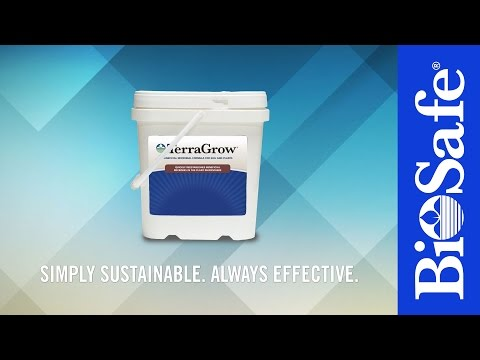 TerraGrow – Water Solubility