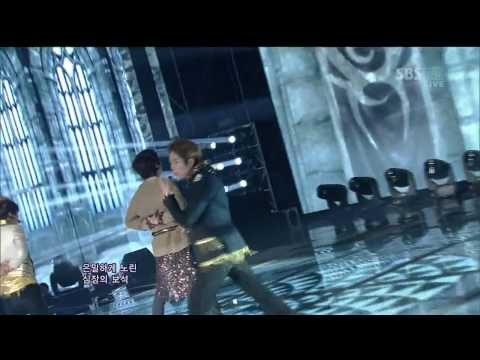 샤이니 (SHINee) [Sherlock•셜록 (Clue + Note)] @SBS 가요대전 20121229