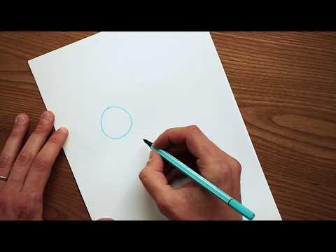 Disegni di animali facili facili per bambini - Come disegnare un cartone animato di gufo ...
