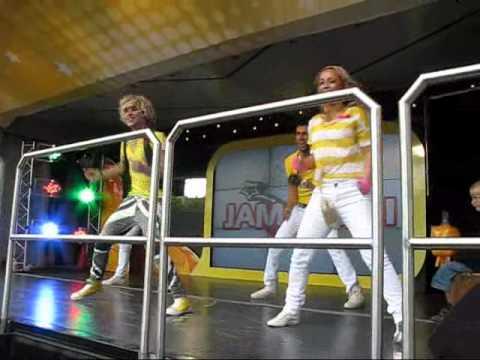 Jamatami Live mit ihrer neuen Single
