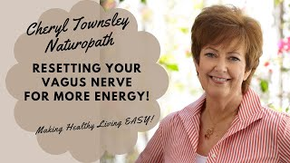 Resetting the Vagus Nerve