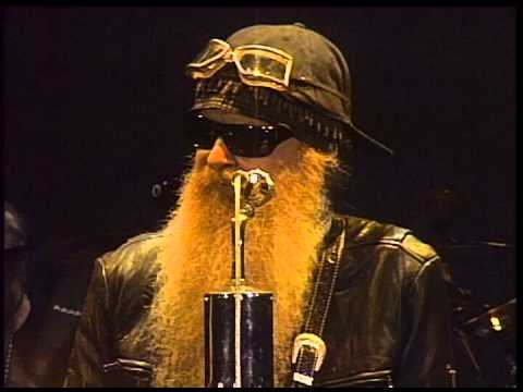 ZZ TOP Planet Of Women 2008 LiVe