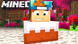 I MORPHED INTO A CAKE!? | Minecraft Block Hunt