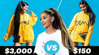 $3,000 Vs. $150 Ariana Grande Outfit