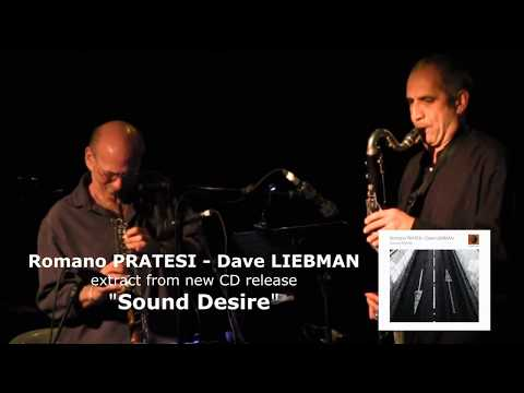"Romano Pratesi, Dave Liebman - Live extract from ""Sound Desire"", Dodicilune 2019"