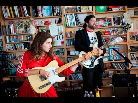 Caroline Rose: NPR Music Tiny Desk Concert