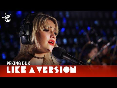 Peking Duk ft. JOY. - Take Me Over (live on triple j)