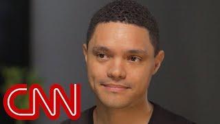 'Daily Show' host Trevor Noah on Obama vs. Trump